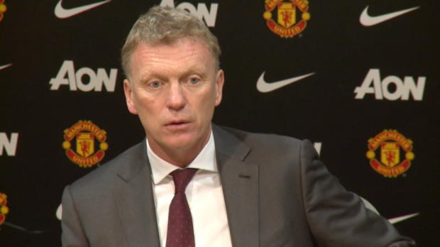 P.League - Man United, Moyes ne peut pas s'en contenter