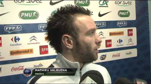 Bleus - Valbuena : ''Pas de syndrome Stade de France''