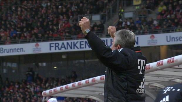 Bundesliga - 12�me journ�e, Le Bayern cale