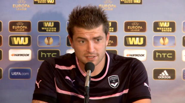 L.Europa - Groupe F : Girondins, Carrasso : 'Une �quipe difficile � manoeuvrer'