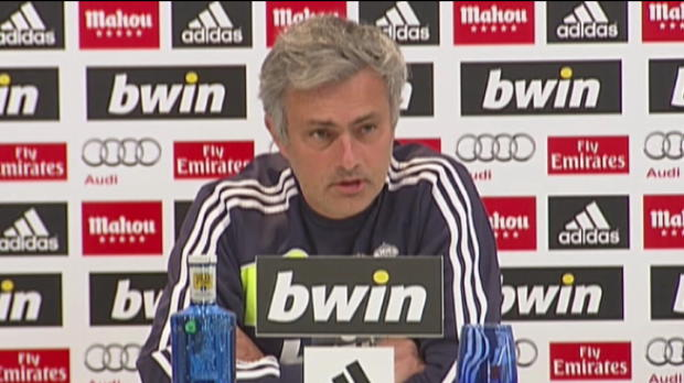 Foot Transfert, Mercato Liga - Real Madrid, Mourinho�:�'Je ne veux pas qu'on pense � ma place'