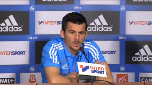 OM - Barton : 'Un match � six points'