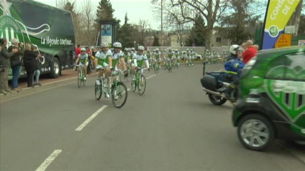 CDL - Finale, Saint-Etienne entre en selle