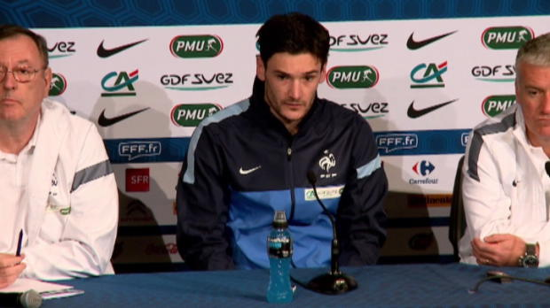 Bleus - Lloris : 'Varane ? Un norme potentiel'
