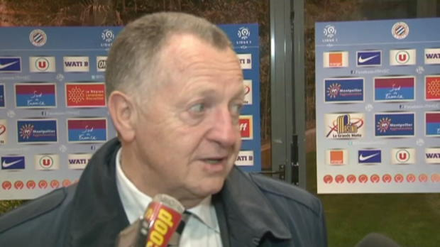 33e journe - Aulas : ''Mon jugement sur le PSG a volu''