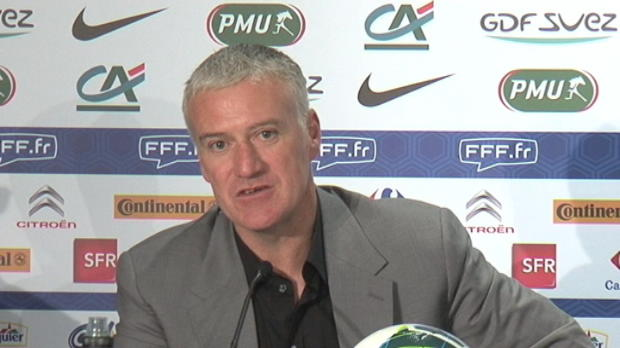 Bleus - Deschamps : 'Rmy, un profil diffrent'