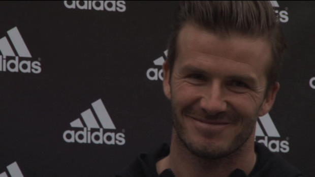 Foot Transfert, Mercato PSG - Beckham un an de plus � Paris ?