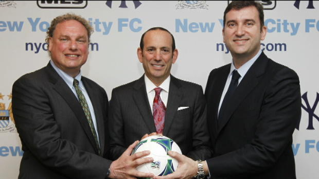 MLS - Man City cr�e une franchise � New York