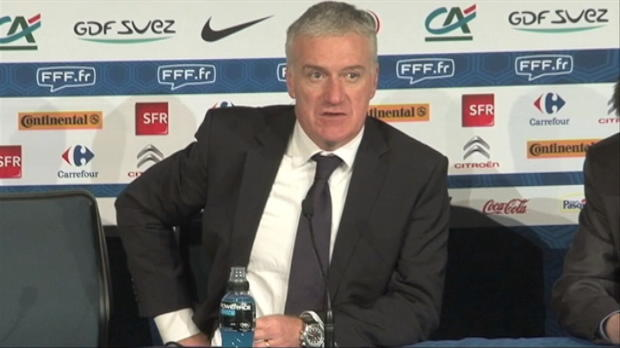 Bleus - Deschamps : 'Punis par nos erreurs'