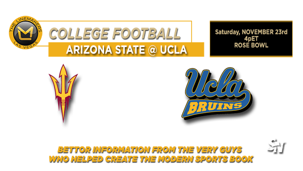 Arizona State @ UCLA