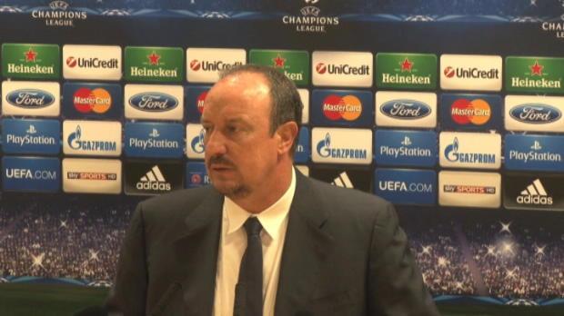 LDC - Groupe F : Naples, Benitez : 'Nous devrons gagner contre Marseille'