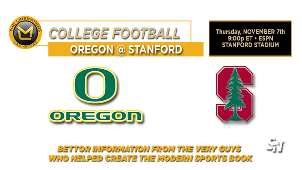 Oregon @ Stanford