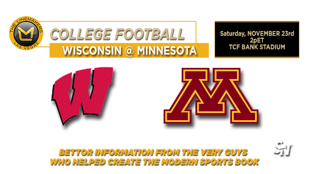 Wisconsin @ Minnesota