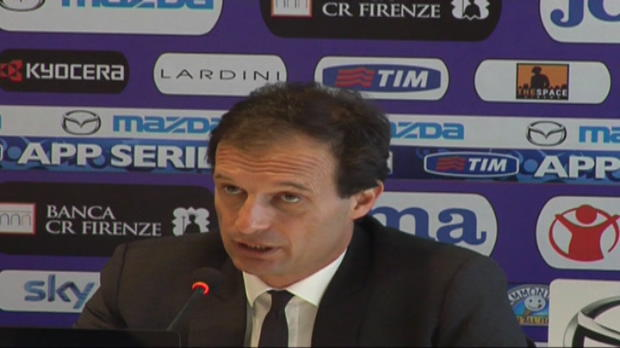Serie A - 31�me journ�e, Allegri : 'Terminer la saison second'
