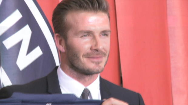 PSG - Goodbye Beckham !