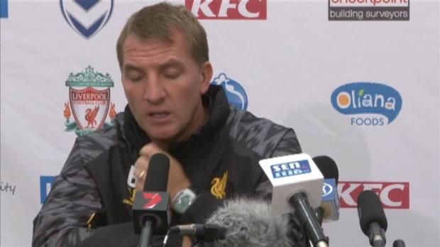Foot Transfert, Mercato Transferts - Liverpool, Rodgers : 'Rien � dire sur Suarez'