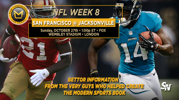 49ers vs. Jaguars (in London)