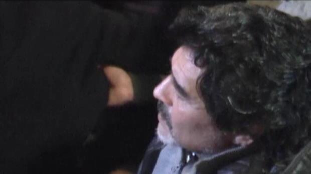 Justice - Maradona de retour en Italie... pour les imp�ts