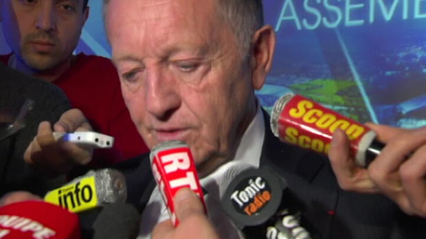L.Europa - Groupe I : OL, Aulas : 'On veut la 1�re place'