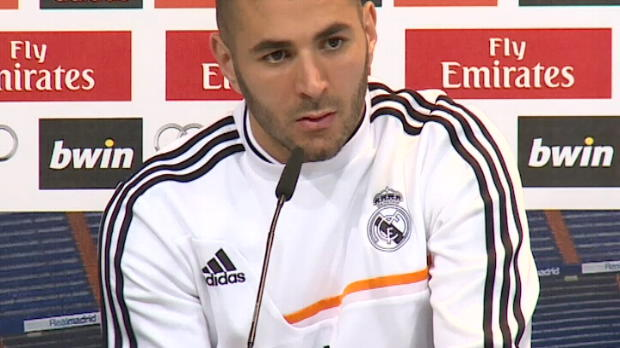 CDM 2014 - Bleus, Benzema : 'Ma premi�re,la plus belle'