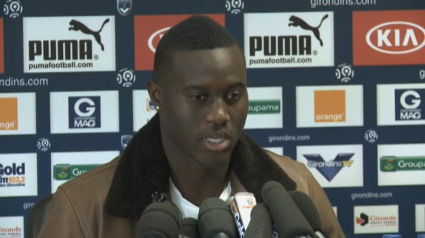 Girondins : Girondins - Saivet : 'Lyon a un collectif fort, pas Paris'