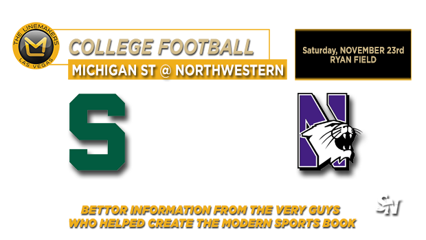 Michigan State @ Northwestern