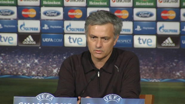 Foot Transfert, Mercato Liga - Real Madrid, Mourinho : 'Je suis aim� en Angleterre'