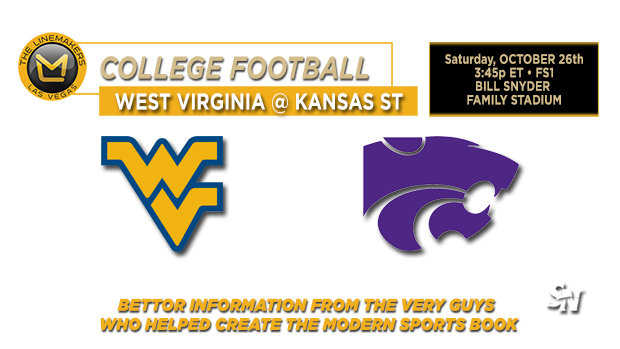 West Virginia @ Kansas State