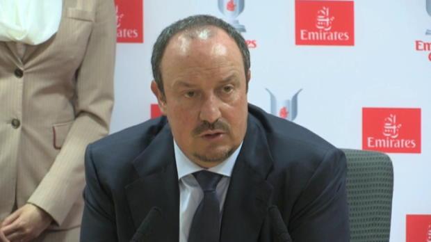 Foot Transfert, Mercato Emirates Cup - Naples, Benitez : 'Avec Higuain, tout s'est fait vite'
