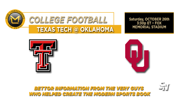 Texas Tech @ Oklahoma