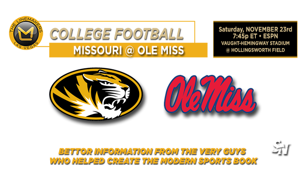 Missouri @ Ole Miss