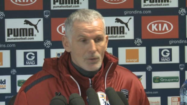 Girondins : Girondins - Gillot: 'Je voudrais Ibra et Gomis dans mon quipe'