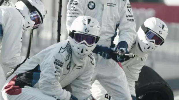 BMW: The strength to perform as a team