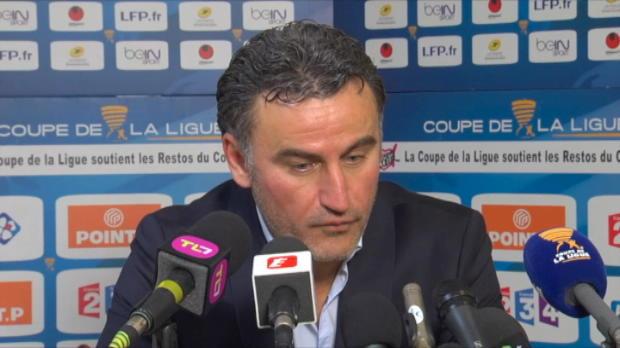 CDL - ASSE, Galtier� : 'J'y croyais f�rocement'