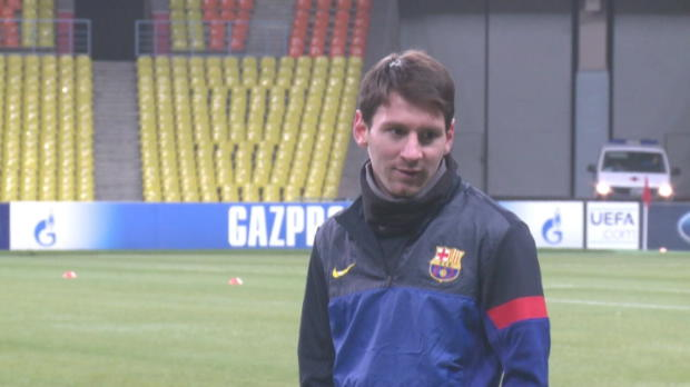 Liga - Barcelone, Messi d�passe M�ller