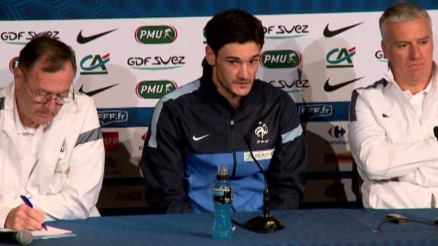 Bleus - Lloris : 'On ne se projette pas'