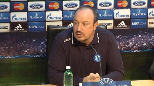 LDC - Groupe F : OM, Benitez : 'Le match contre Arsenal sera d�cisif'