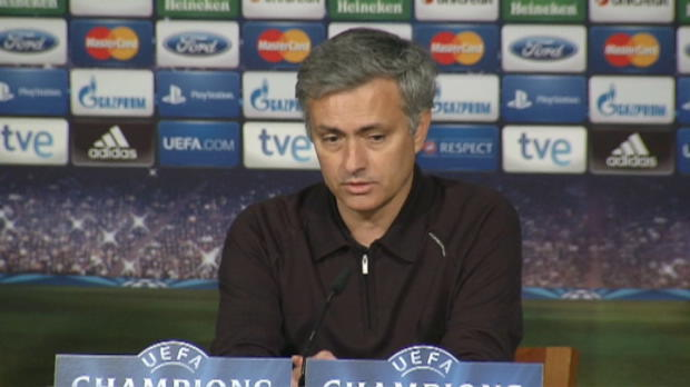 LDC - Demi-finale, Mourinho : 'Le Real vaut le coup'