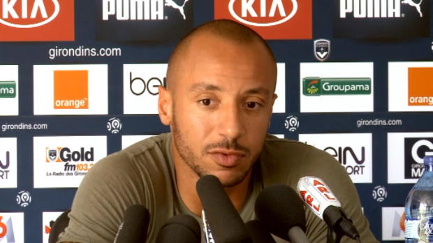 Girondins - Faubert : 'En France, on ne se fait pas mal'