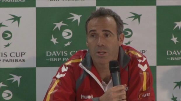: NEWS - Coupe Davis - L'Espagne n'a plus le choix