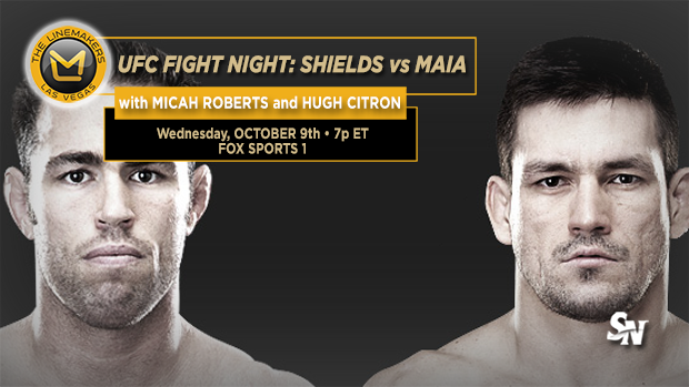 UFC Fight Night: Shields Vs. Maia
