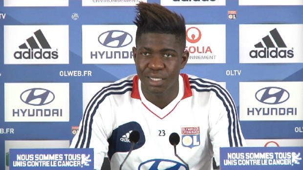 OL - Umtiti : 'On attend ce derby'