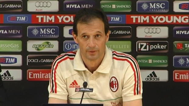 Serie A - 37�me journ�e, Allegri fan N.1 de Balotelli