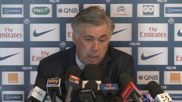 32e journe - Ancelotti : 