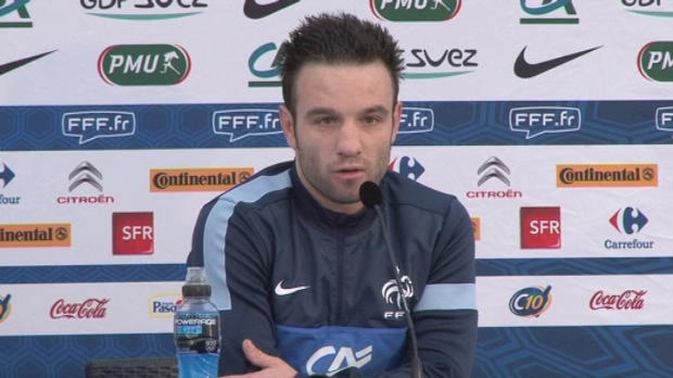 Bleus - Valbuena - 'La Marseillaise, l'affaire de chacun'