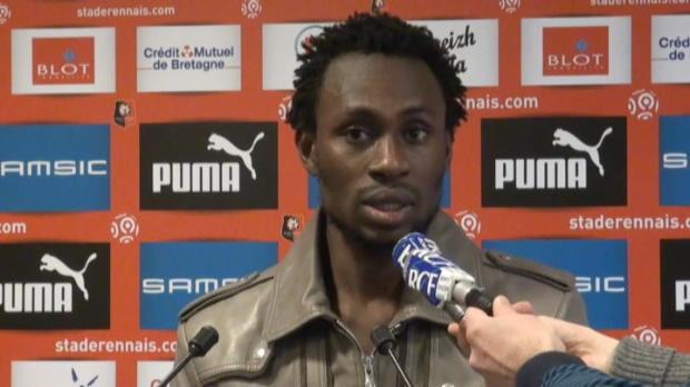 Rennes - Pitroipa : 'Ce groupe a tant besoin d'un titre'