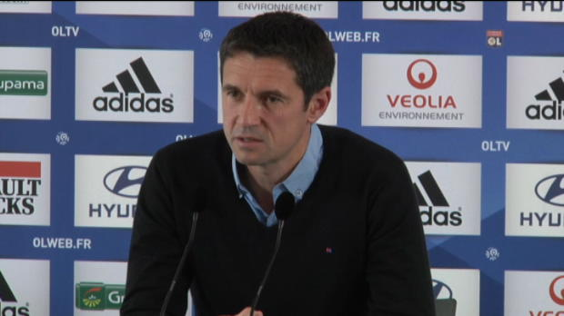 Foot : OL - Garde : &quot;L'&eacute;lan n'est pas bris&eacute;&quot;