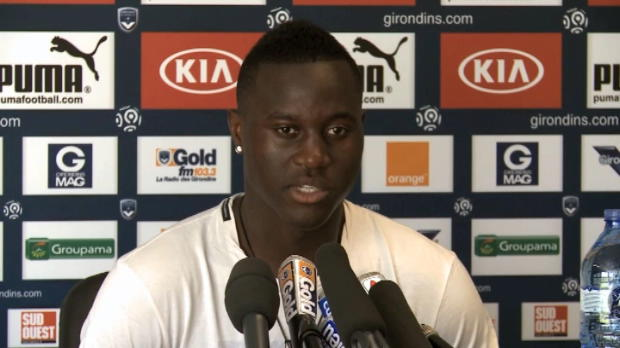 Girondins - Saivet esp�re 'gagner la Coupe de France'