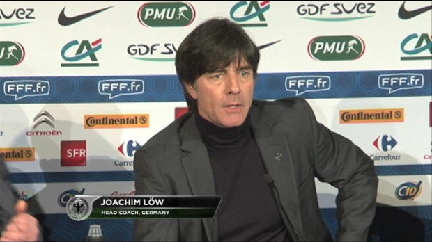 Allemagne - Lw : ''Nous tions suprieurs''