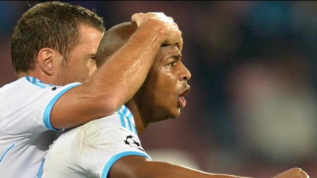 LDC - Groupe F : Marseille prend la sortie